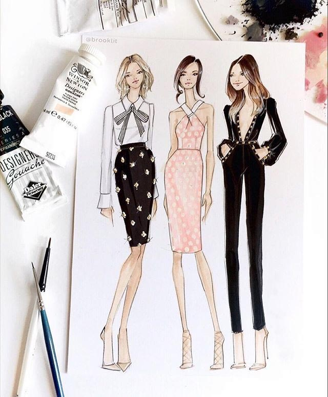 Free online fashion design courses | Fashion Designing Lessons