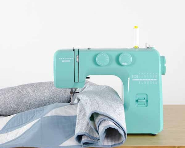 learn sewing with sewing machine