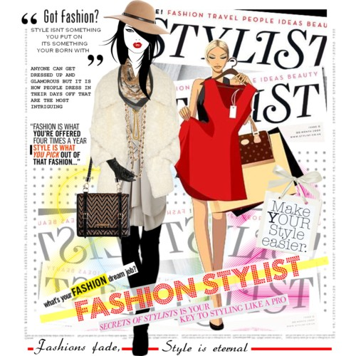Fashion styling lessons