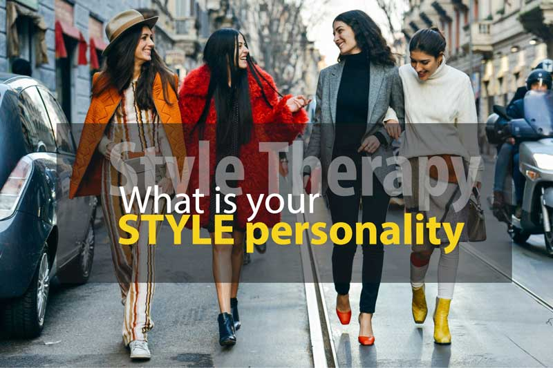 Stylist course - What is your style personality ?